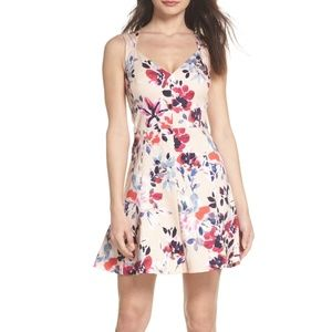 French Connection Fit n Flare Dress